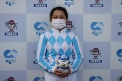 210526 神尾香澄騎手 初勝利-12