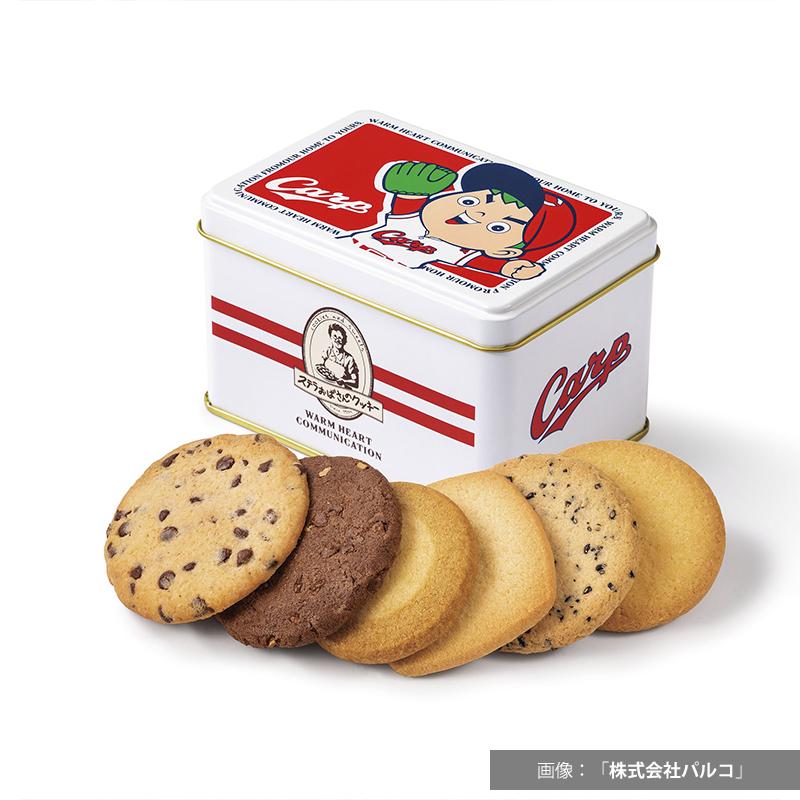 クッキー缶