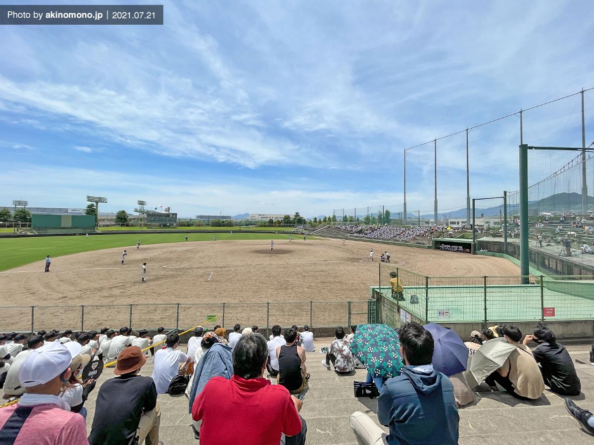 広島県総合グランド野球場