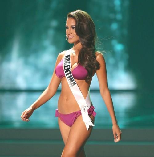 Miss Universe Argentina quarantined (1)