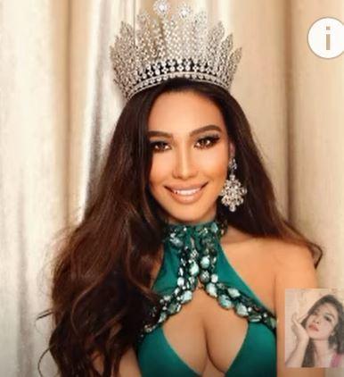 Miss Universe 2021 Albania (2)