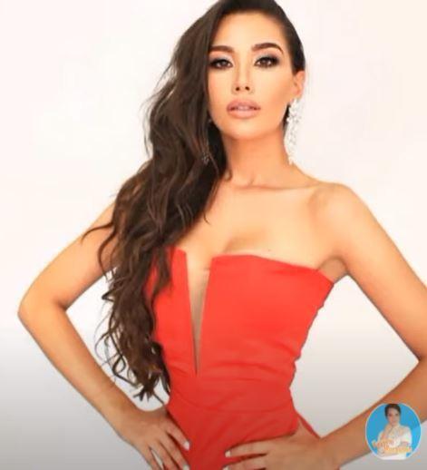 Miss Universe 2021 Alvania