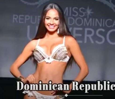 Miss Universe 2021 Dominican republic