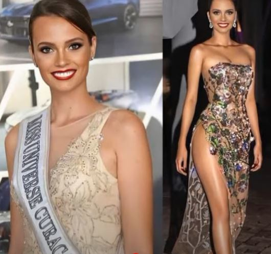 Miss Universe 2021 Curacao