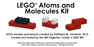 Lego Atoms and Molecules Kit サムネイル画像