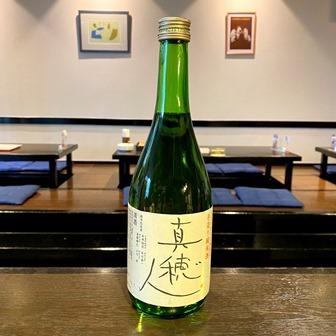 神亀 真穂人 純米酒