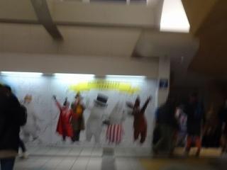 2021年3月14日飯能駅 (1)