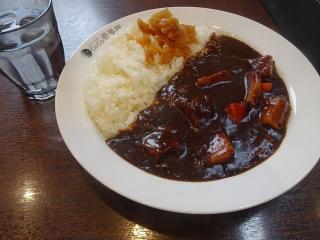 ココイチ牛カレー (8)
