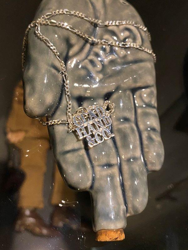GLAD HAND JEWELRY GLAD HAND&Co. TOP&CHAIN