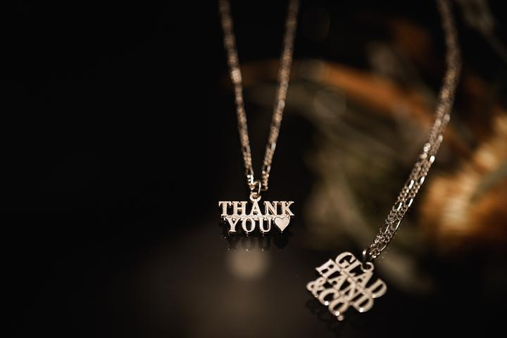 GLAD HAND JEWELRY GLAD HAND&Co. TOP&CHAIN THANK YOU TOP&CHAIN