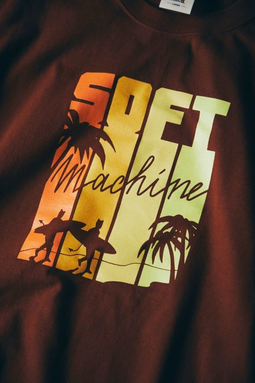 SOFTMACHINE GO OUT-T