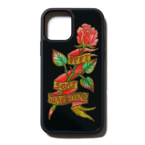 SOFTMACHINE ROSE iPhone CASE