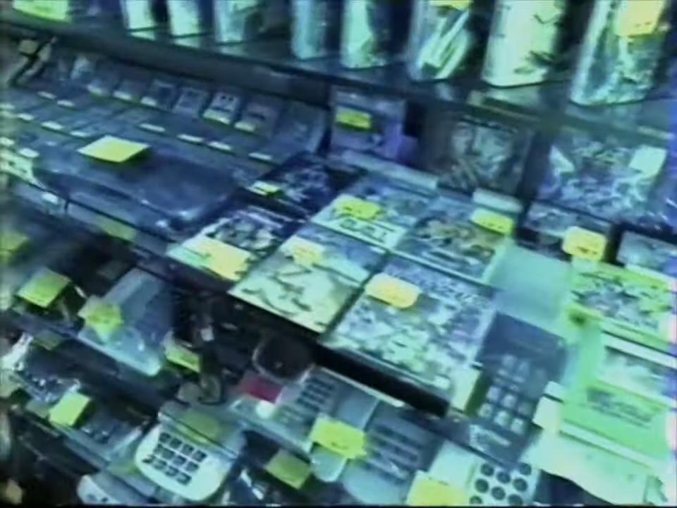 電脳都市 _ 香港 コピー天国!TVゲームの裏事情 1990年 フジテレビ 1-28 screenshot