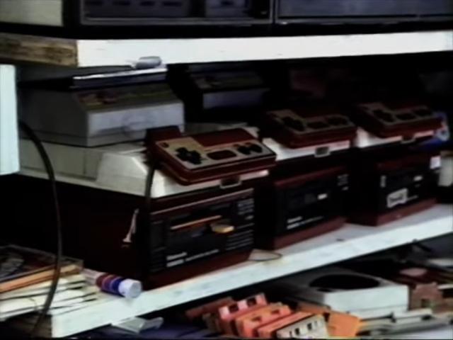 電脳都市 _ 香港 コピー天国!TVゲームの裏事情 1990年 フジテレビ 22-16 screenshot