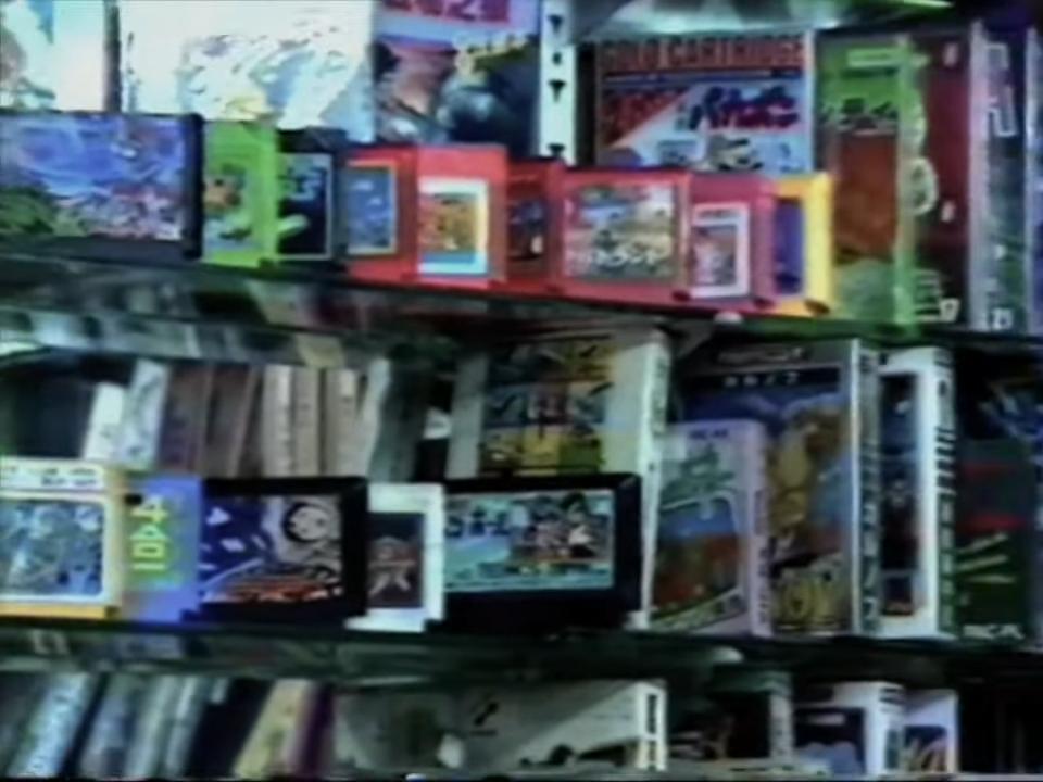 電脳都市 _ 香港 コピー天国!TVゲームの裏事情 1990年 フジテレビ 2-37 screenshot