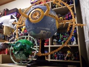 Hasbro社クラウドファンディング商品】トランスフォーマー WAR FOR CYBERTRON ユニクロン プラネットモード (1)
