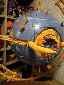 Hasbro社クラウドファンディング商品】トランスフォーマー WAR FOR CYBERTRON ユニクロン プラネットモード (27)