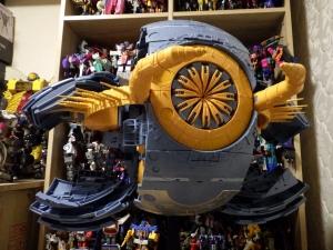 Hasbro社クラウドファンディング商品】トランスフォーマー WAR FOR CYBERTRON ユニクロン プラネットモード (34)