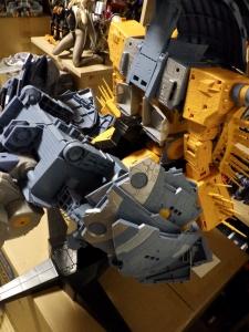 Hasbro社クラウドファンディング商品】トランスフォーマー WAR FOR CYBERTRON ユニクロン プラネットモード (37)