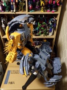 Hasbro社クラウドファンディング商品】トランスフォーマー WAR FOR CYBERTRON ユニクロン プラネットモード (38)