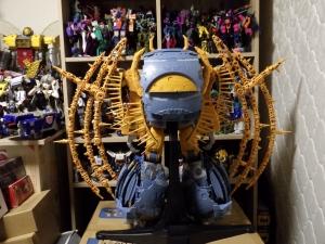 Hasbro社クラウドファンディング商品】トランスフォーマー WAR FOR CYBERTRON ユニクロン 星間大帝ユニクロン (11)