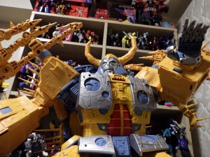 Hasbro社クラウドファンディング商品】トランスフォーマー WAR FOR CYBERTRON ユニクロン 星間大帝ユニクロン (26)