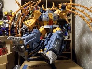 Hasbro社クラウドファンディング商品】トランスフォーマー WAR FOR CYBERTRON ユニクロン 星間大帝ユニクロン (24)