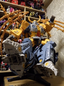 Hasbro社クラウドファンディング商品】トランスフォーマー WAR FOR CYBERTRON ユニクロン 星間大帝ユニクロン (25)