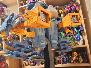 Hasbro社クラウドファンディング商品】トランスフォーマー WAR FOR CYBERTRON ユニクロン プラネットモード (49