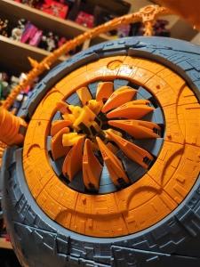 Hasbro社クラウドファンディング商品】トランスフォーマー WAR FOR CYBERTRON ユニクロン プラネットモード (53