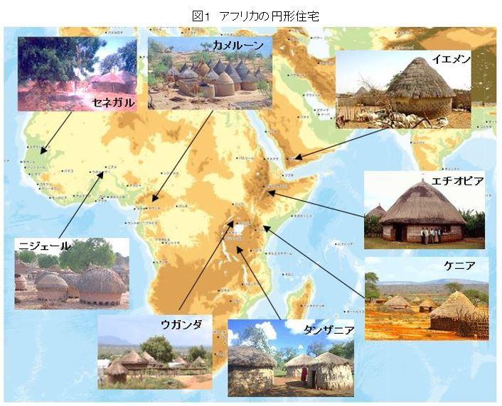 アフリカ住宅