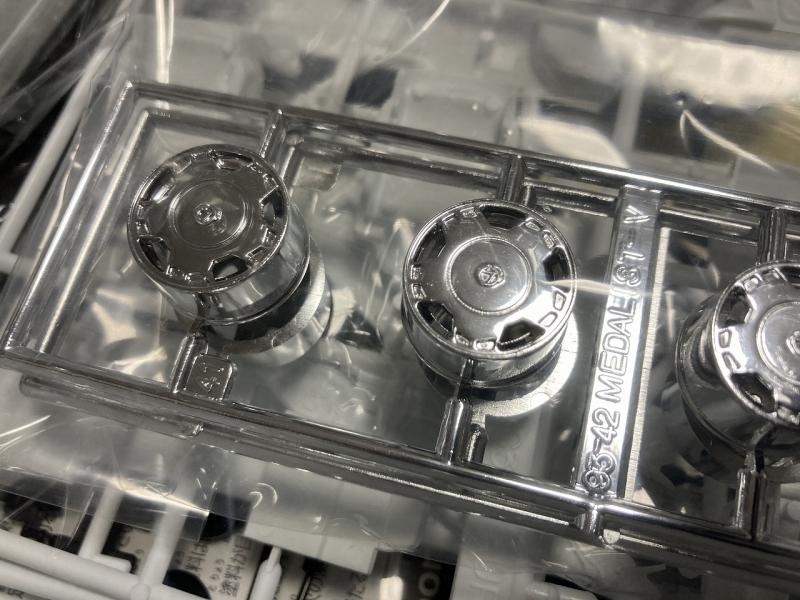 アオシマ C34ローレル モデルカー