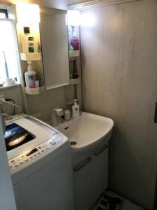 既存の洗面化粧台
