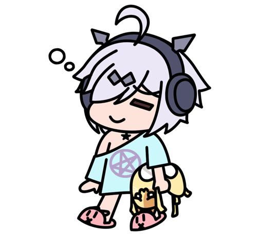 オンラインリーチ麻雀ゲーム 雀魂‐じゃんたま‐ 涼宮杏樹 パジャマ