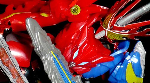 仮面ライダーセイバー ドラゴンイーグルアーサー