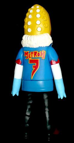 メトロン星人 マルゥル