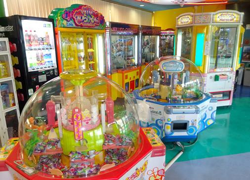大塚バッティングセンター ゲームタウン ぴこたお