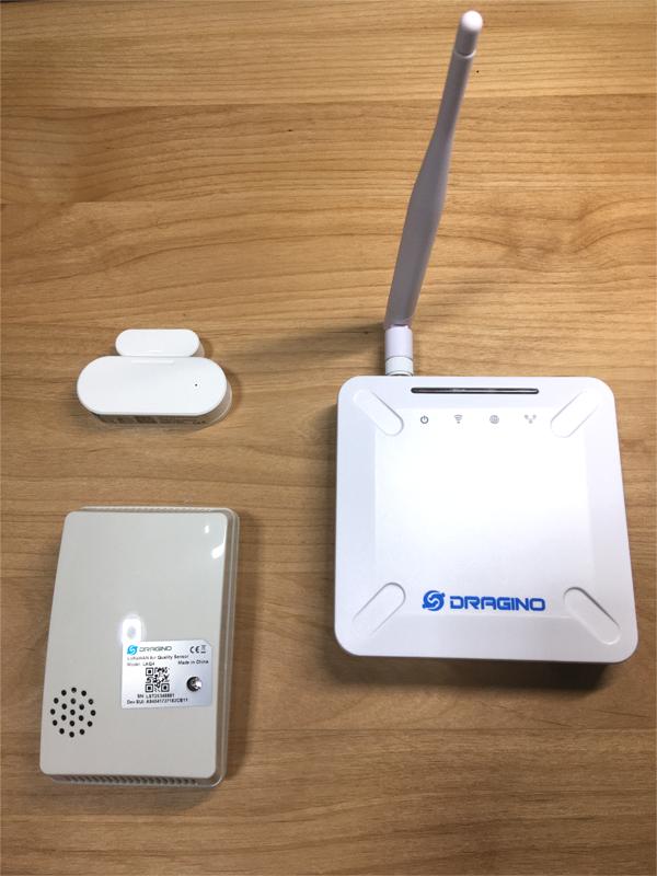 室内空気品質とLoRaWAN 〜 スマートビルディング