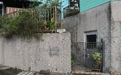 コンクリ壁