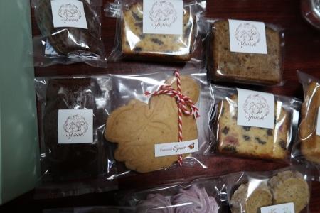 ノワちゃんクッキー