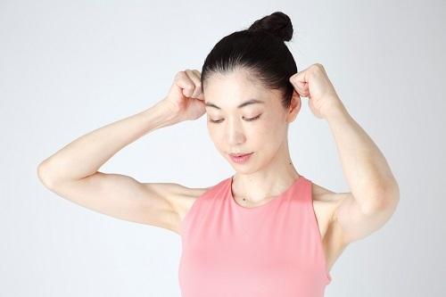 頭皮マッサージをラジオで説明。 マイあさ! 2021年9月5日NHKラジオ第一