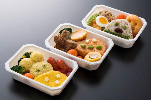 ANAは、国際線特別機内食「お子様ランチ」を販売!