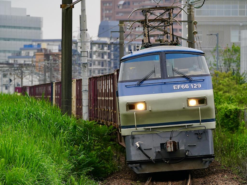 210715 JRF EF66129 shintsurumi 1