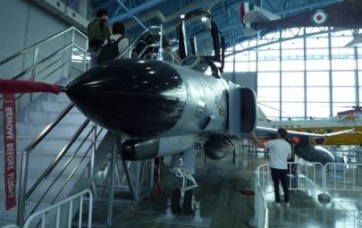 防衛省MOD航空自衛隊 JASDF(Japan Air Self-Defense Force)20㎜バルカン砲M61戦闘機F-4EJEJ三菱重工 Mitsubishi Heavy Industries2021年全機退役マクドネル・ダグラスMcDonnell Douglas F-4EJ ファントムII飛行開発実験団(McDonnel F-4 Phantom II)浜松基地 Hamamatsu Air