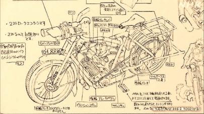 高橋博行たかはしひろゆきアニメーター京アニKyoto AnimationSound! Euphonium!響け! ユーフォニアム小物楽器メカ設定金管楽器けいおん!BanG Dream!ヴァイオレット・エヴァーガーデンViolet EvergardenC.H郵便社ベネディクトのバイクBenedicts Motorcycle