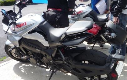 スズキ新型カタナGSX-S1000S(GT79B)KATANAレンタルバイクGSX1100S・GSX1000S・GSX750Sバイカーズパラダイス南箱根Bikers Paradice伊豆スカイライン湯河原パークウェイ
