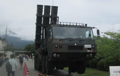 12式地対艦誘導弾(12SSM)陸上自衛隊西部方面隊西部方面特科隊第5地対艦ミサイル連隊88式地対艦誘導弾システム改