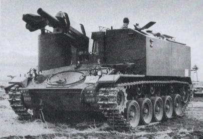 56shiki試製56式105mm自走砲Experimental Type 56 105mm SPG 「SY」M24軽戦車Light Tank M24Chaffeeアメリカ軍M101・105mm榴弾砲M2A1()M37 105mm自走榴弾砲M37 105 mm Howitzer Motor Carriage 陸上自衛隊(警察予備隊・保安隊)試作自走榴弾砲