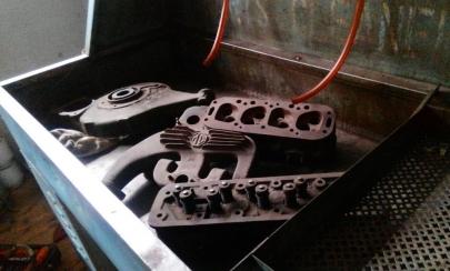 河口湖自動車博物館飛行舘(Kawaguchiko Motor Museum Kawaguchiko Fighter Museum)富士五湖Parts Washers - Tools Equipment溶剤系パーツウォッシャー部品洗浄機