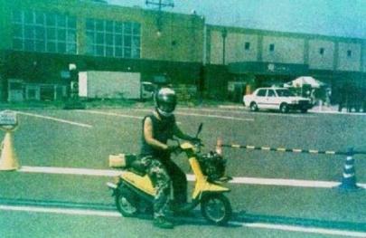 道の駅 マリンドリーム能生ヤマハ JOGペリカンジョグ(27V)チャンプ80(2GM)火薬御飯BIKESHOP静岡市清水区バイクセンターBOSSボス